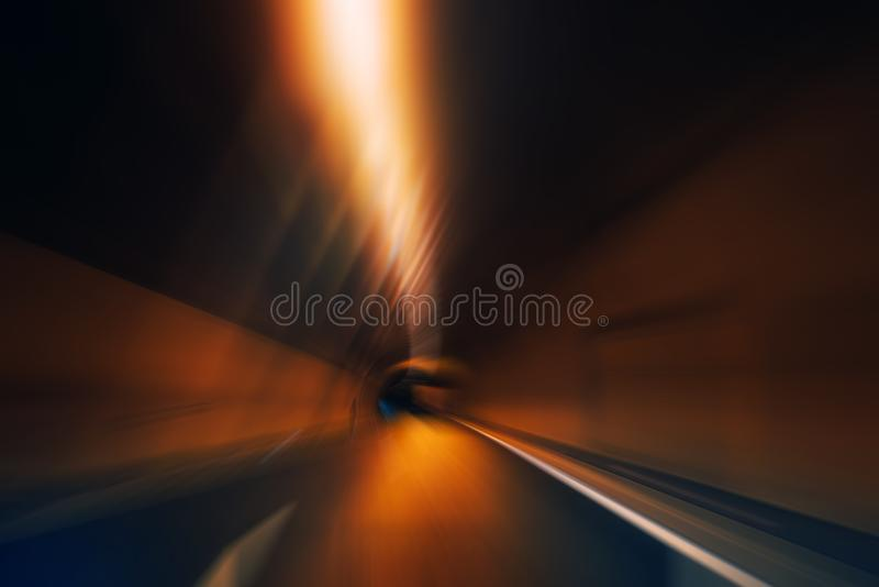 在隧道隧道 库存图片