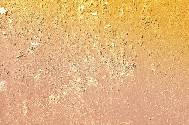 在难看的东西样式特写镜头的抽象五颜六色的纹理背景 免版税库存照片