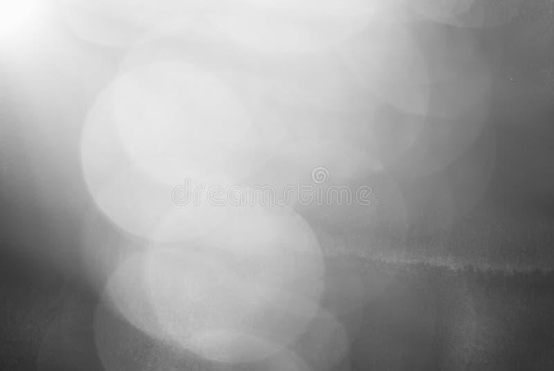 在难看的东西样式的黑灰色水表面背景 抽象da 免版税库存图片