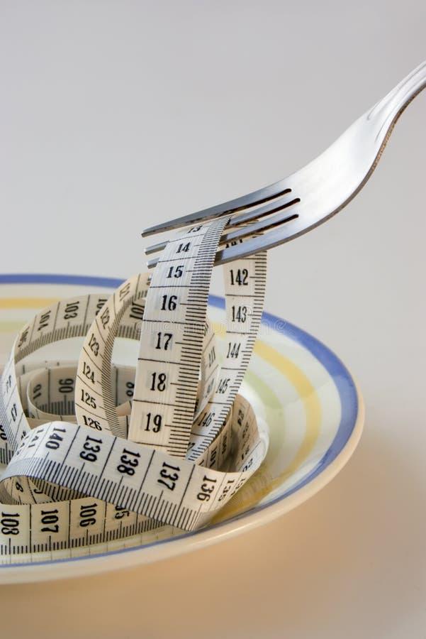 在饮食 免版税库存照片