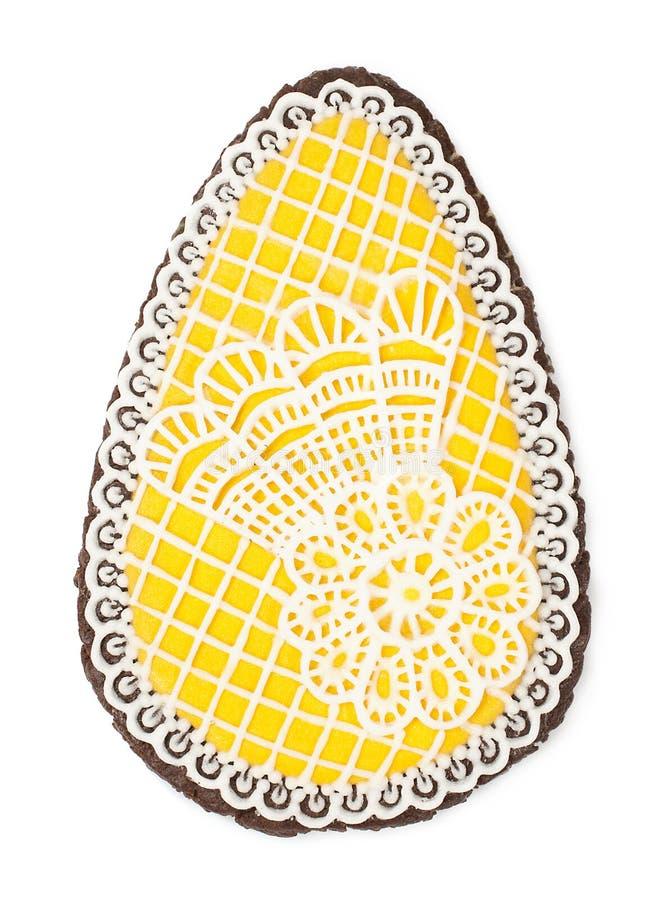 Download 在鸡蛋形状的复活节曲奇饼 库存图片. 图片 包括有 形状, 查出, 自创, 曲奇饼, 姜饼, 点心, 复活节 - 30325151