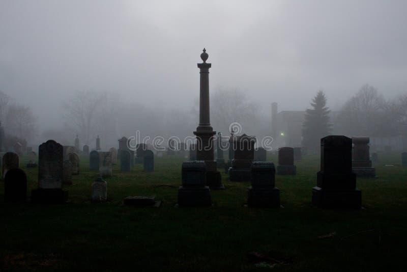 在黑暗的是lml的坟墓 库存图片
