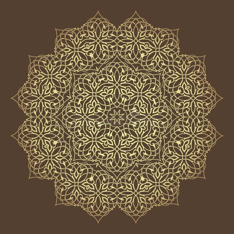 Download 在维多利亚女王时代的样式的装饰华丽圆的框架 向量例证. 插画 包括有 金银细丝工, 国界的, 背包, 经典 - 72368307