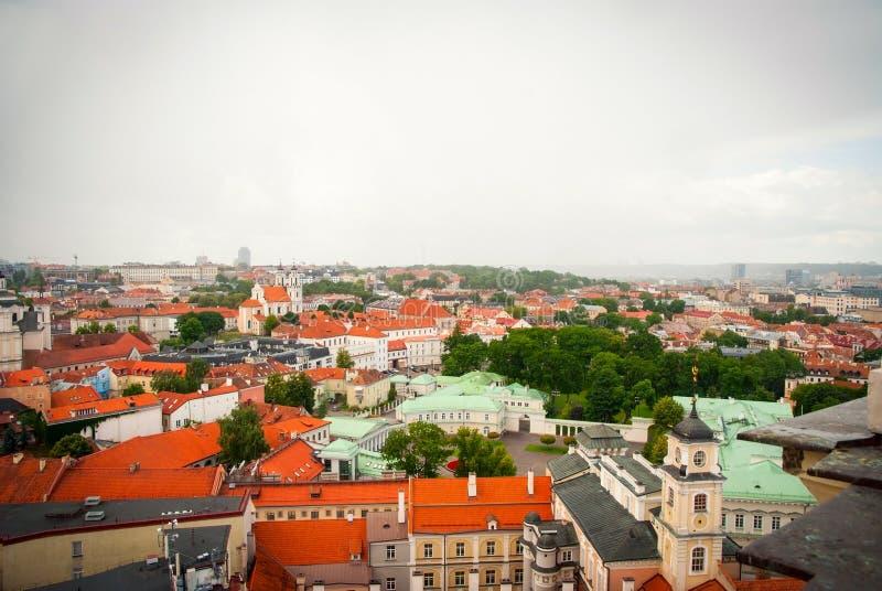 Download 在维尔纽斯,立陶宛的首都屋顶的看法 库存图片. 图片 包括有 安排, 降低, 纪念碑, 全景, 立陶宛语 - 62532825