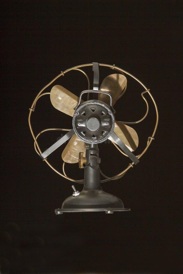 在1950年一个老通风设备 免版税库存图片