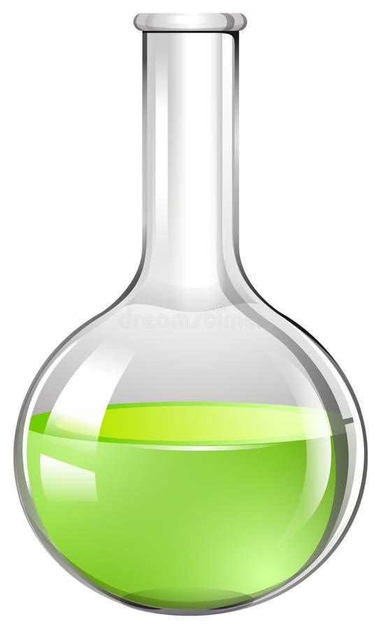 Download 在玻璃管的绿色液体 向量例证. 插画 包括有 烧瓶, 夹子, 玻璃, 动画片, 图画, 实验室, 解决方法 - 59108092