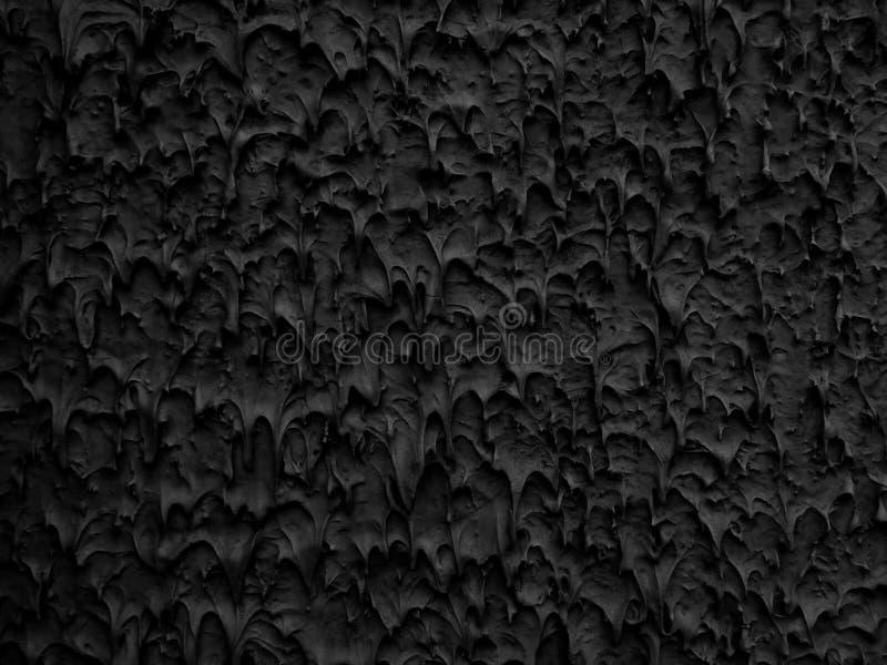 在黑色的织地不很细背景 图库摄影