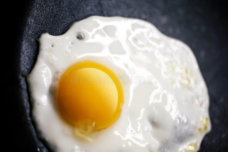 煎蛋 免版税库存图片