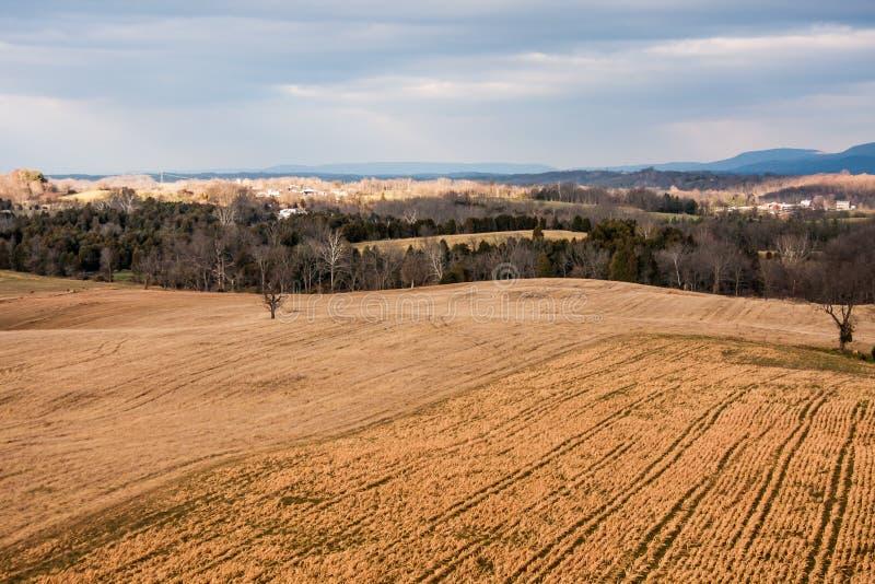 Download 在Antietam战场的农村风景 库存照片. 图片 包括有 距离, 历史记录, 在附近, 遥远, 反潜艇 - 59103968