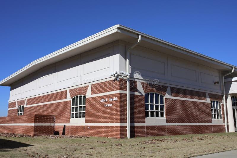 在ASU中间南部的联盟的健康中心,西部孟菲斯,阿肯色 免版税库存图片