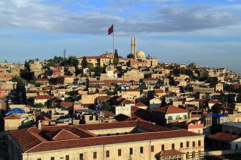 在Gaziantep 免版税库存图片