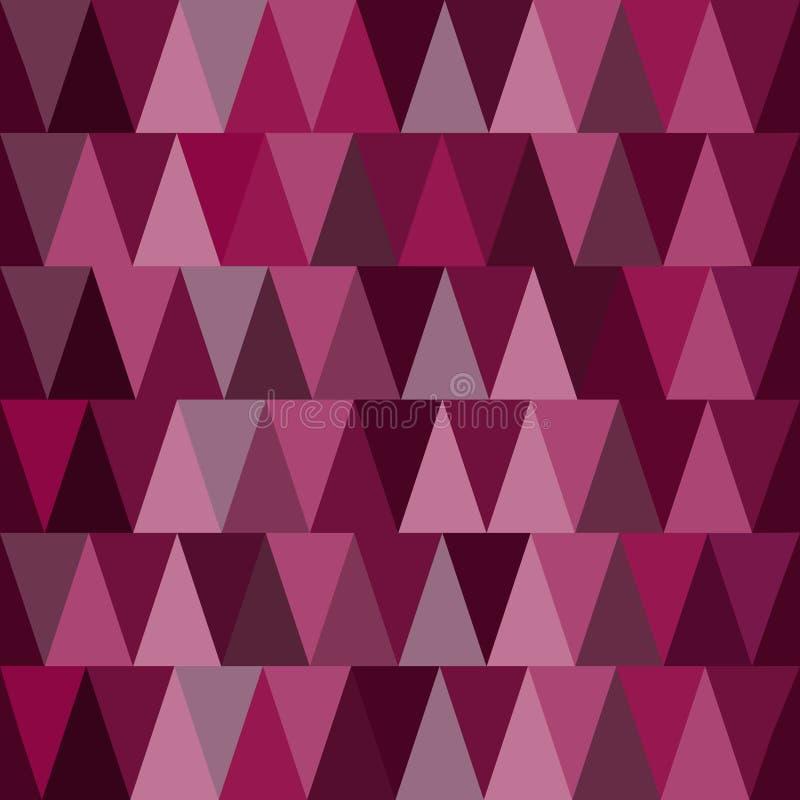 在marsala pantone的抽象背景 库存例证