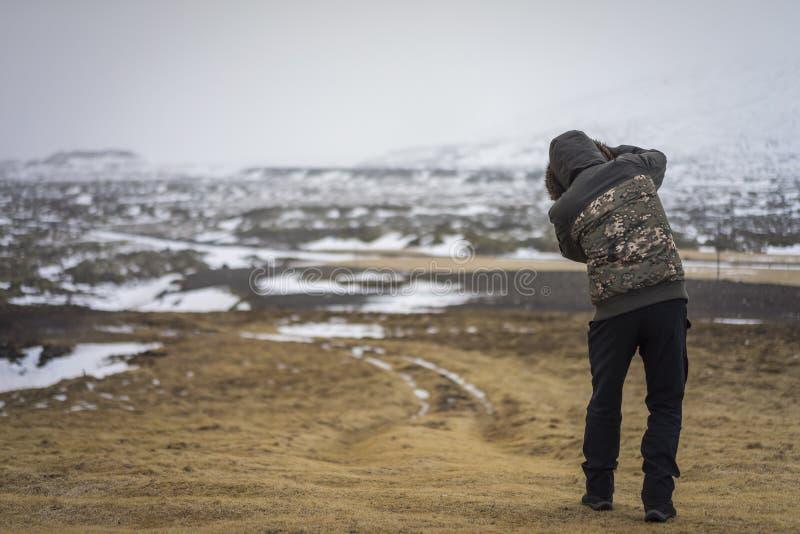 Download 在Snaefellsness半岛,冰岛的Londrangar 库存图片 - 图片 包括有 摄影师, 不尽: 62526963