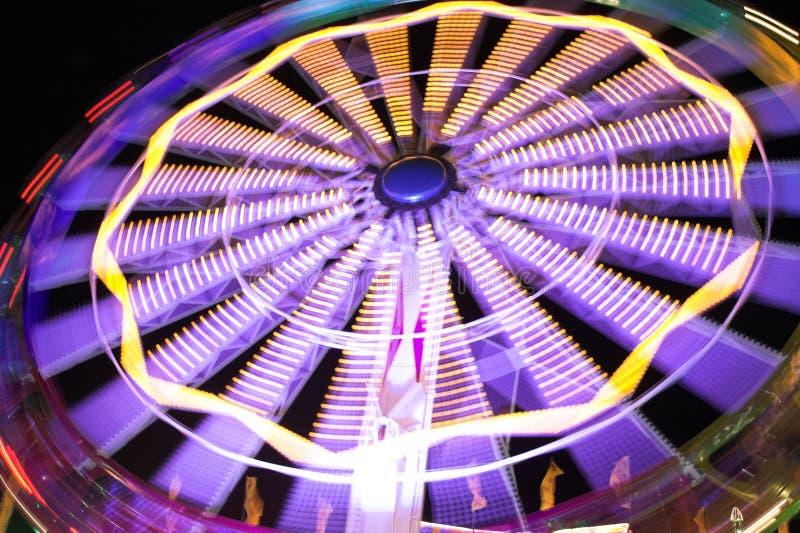 在spining附近 免版税图库摄影