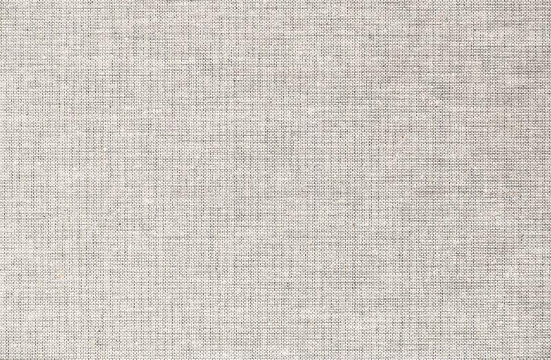 织地不很细纺织品亚麻帆布背景 库存图片