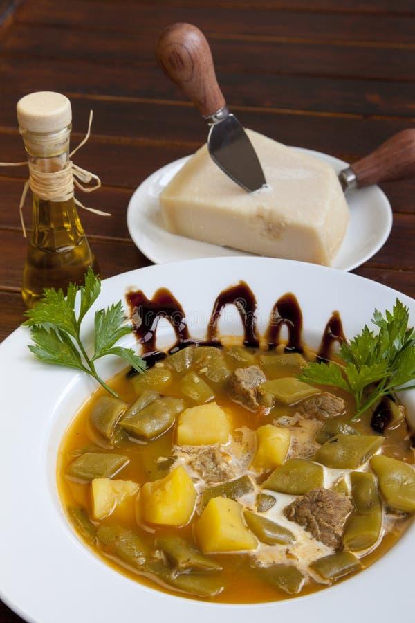 地中海炖牛肉, goulasch 图库摄影