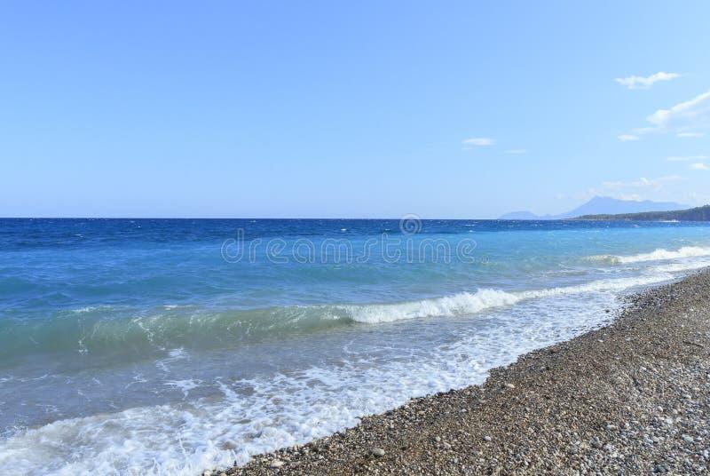 海�:#k�.&_地中海绿松石海在kiris,土耳其