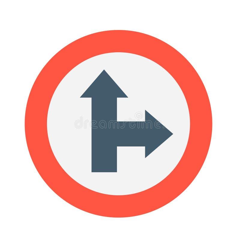 地图标志象,指南针,传染媒介别针地点,gps象,停放的汽车,地方持有人 向量例证