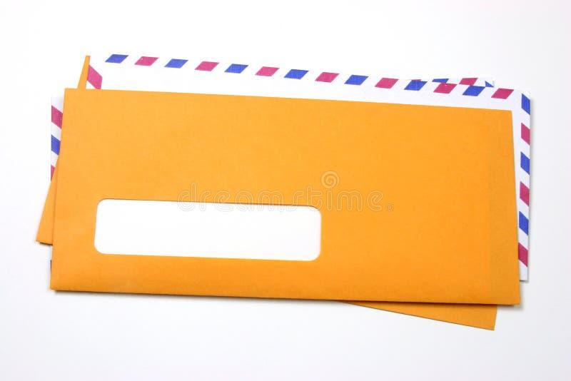 地址信包 免版税图库摄影
