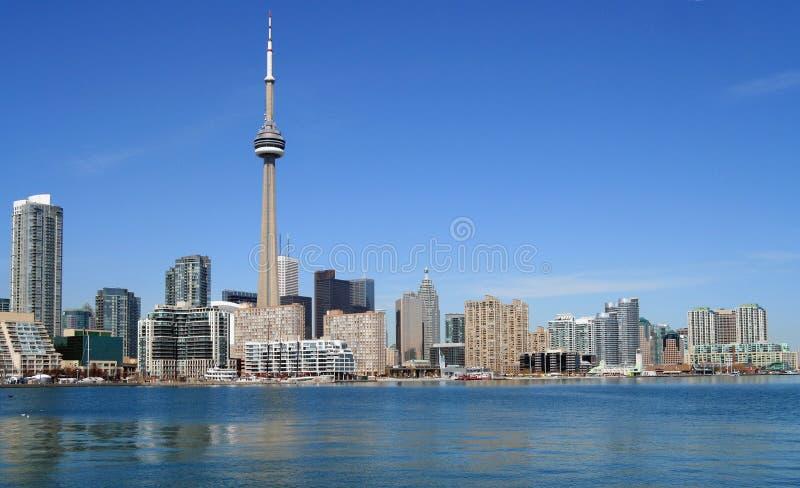 地平线多伦多 免版税库存照片