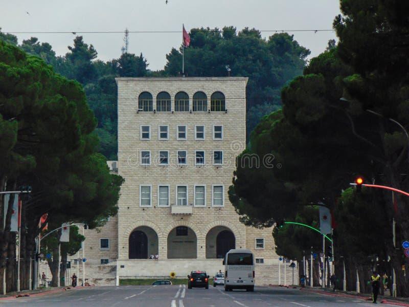 地拉纳多科技大学  免版税图库摄影