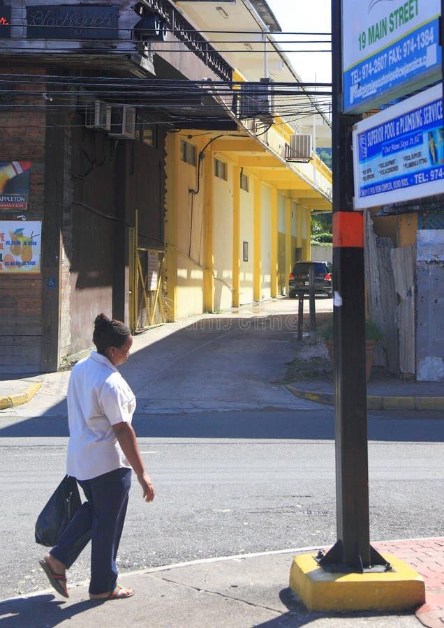 牙买加5 免版税库存照片