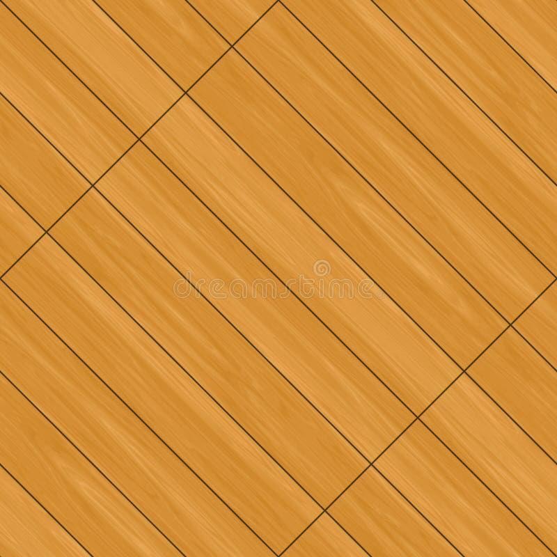 地板木条地板无缝木 皇族释放例证