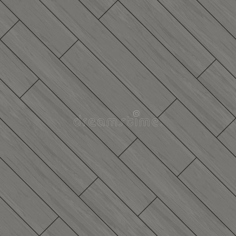 地板木条地板无缝木 向量例证