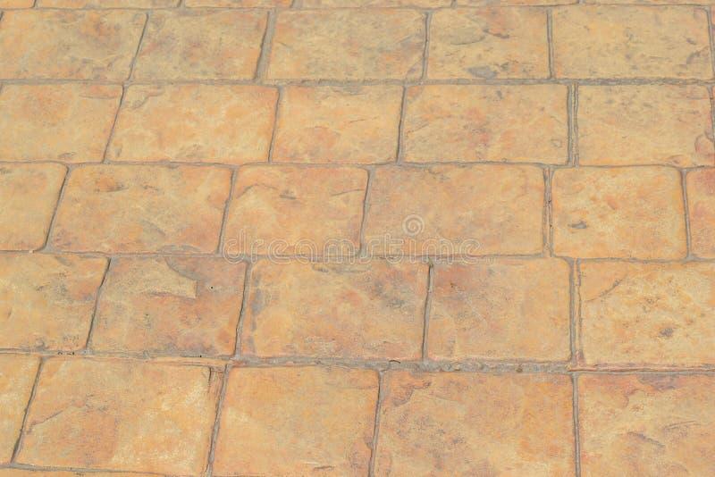 地板石岩石样式纹理 免版税库存照片