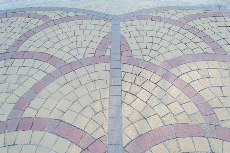 地板石岩石砖纹理 库存图片