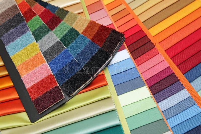 地毯和织品 免版税库存图片