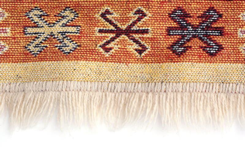 地毯土库曼人 图库摄影