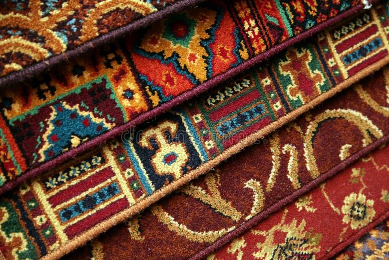 地毯地毯范例 免版税库存图片
