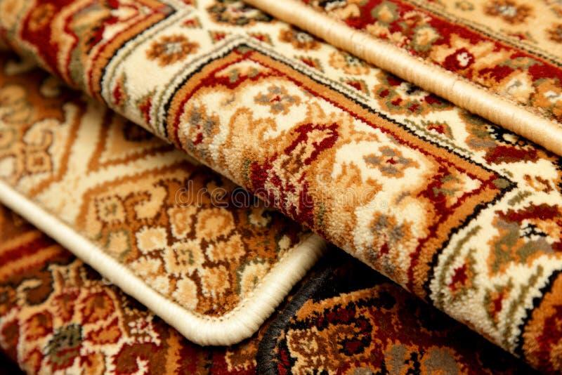 地毯地毯范例 免版税库存照片