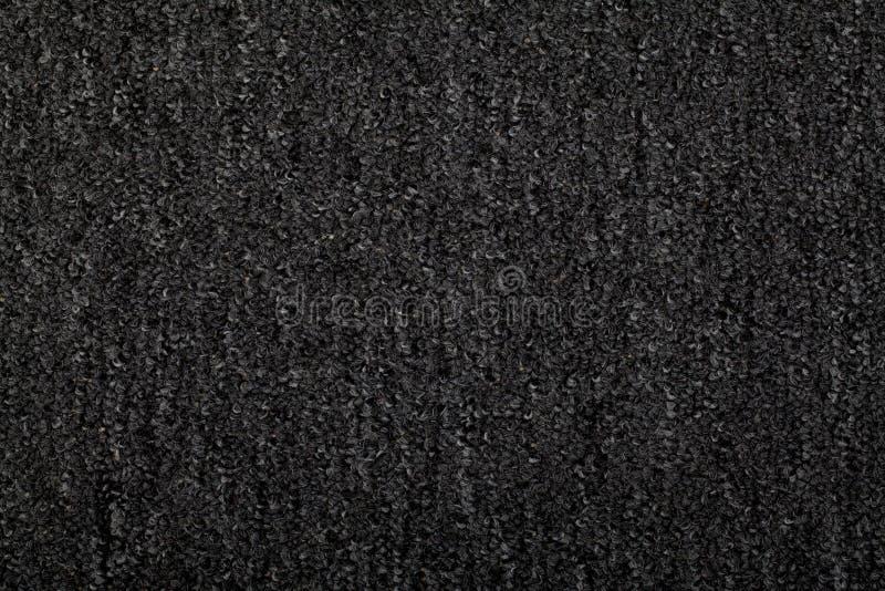 地毯木炭颜色 库存图片