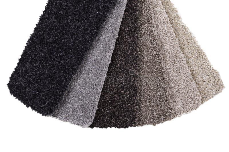 地毯样品 图库摄影