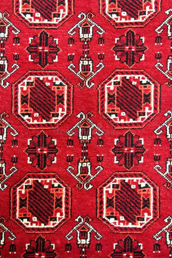 地毯模式土耳其 免版税库存照片