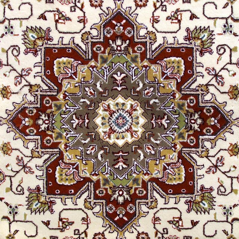 地毯模式 免版税库存图片