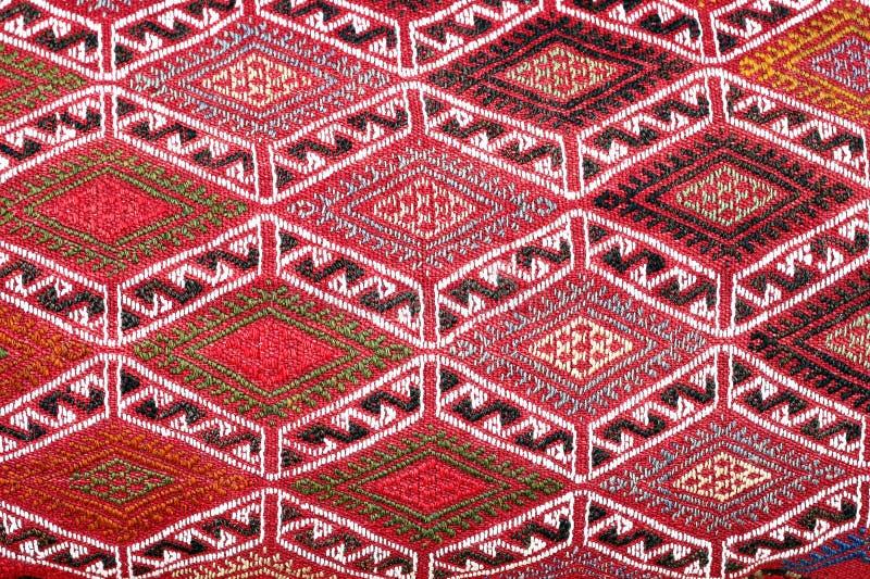 地毯模式 免版税库存照片