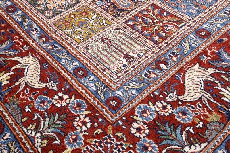 地毯波斯语 库存照片