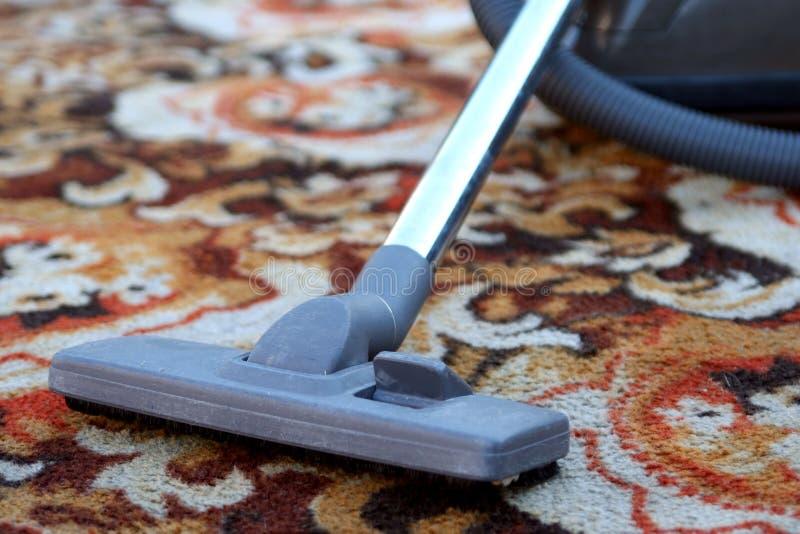 地毯清洁 免版税库存照片