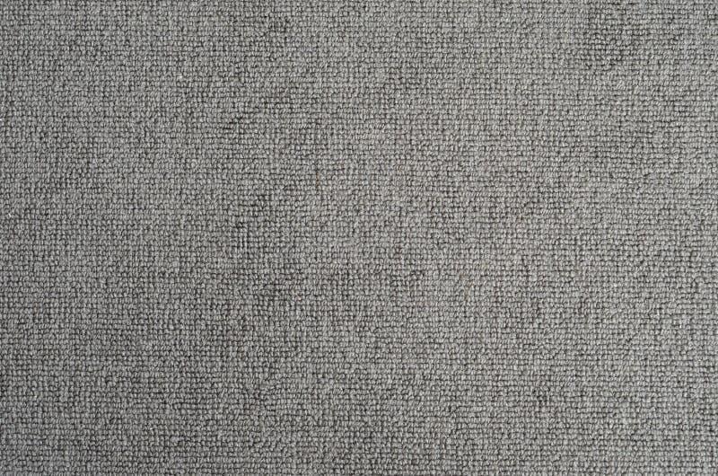 地毯灰色纹理 免版税库存图片