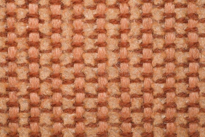 地毯粗糙的片段休息堆纹理 库存照片