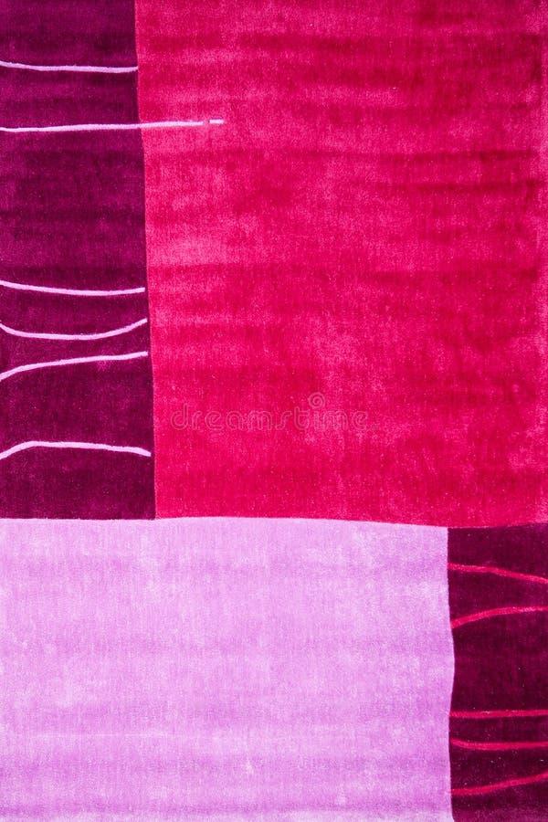 地毯紫色 免版税图库摄影