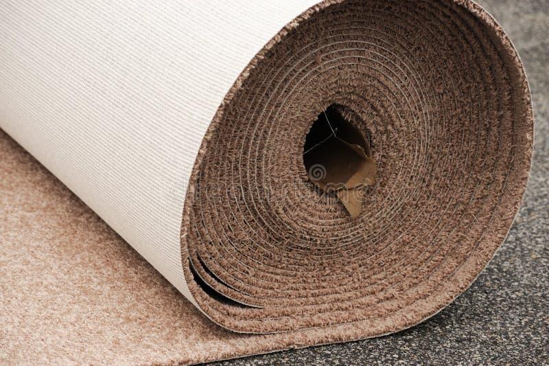 地毯设施 免版税图库摄影