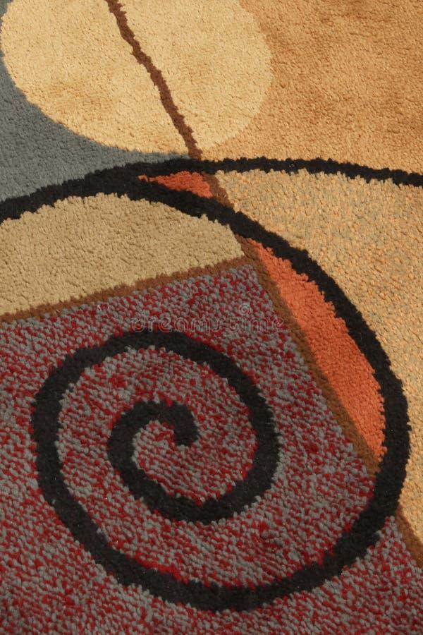 地毯设计 免版税库存照片
