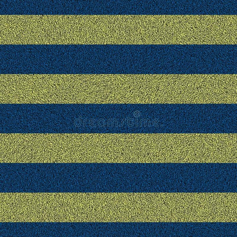 地毯 皇族释放例证