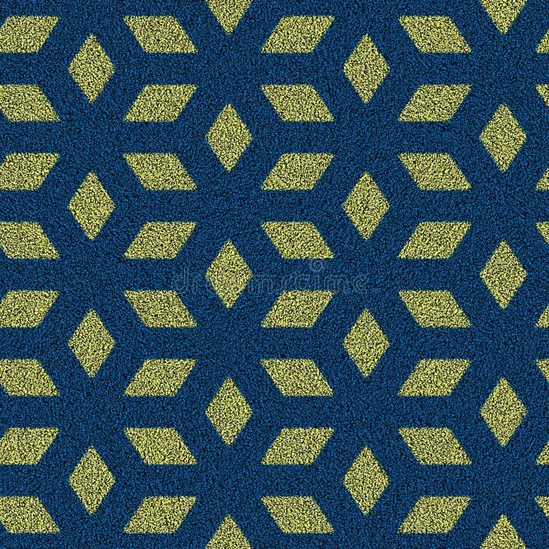 地毯 库存例证