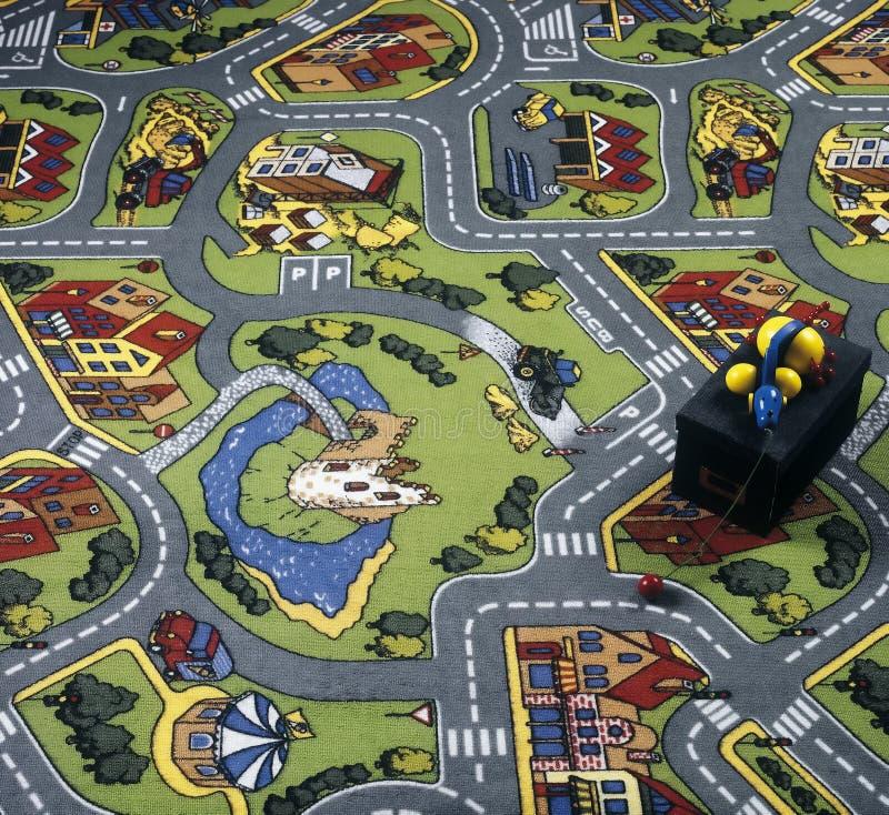 地毯 向量例证
