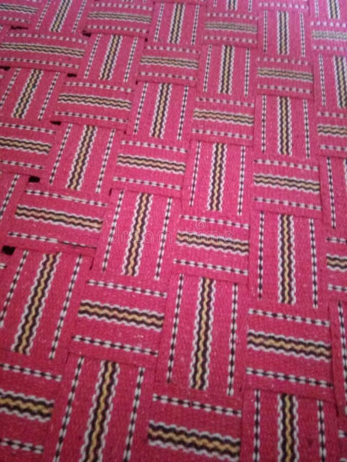 地毯desgin 库存照片